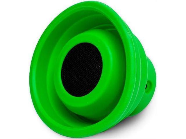 SYBA SY-SPK23058 X-Horn Portable Bluetooth Speaker - Green