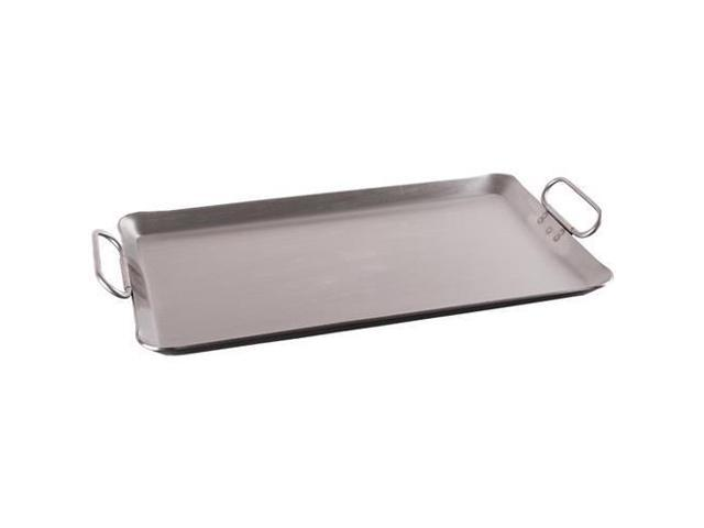 Stansport C-1423 Steel Commercial Cookware - 23 Length x 14 Width Griddle