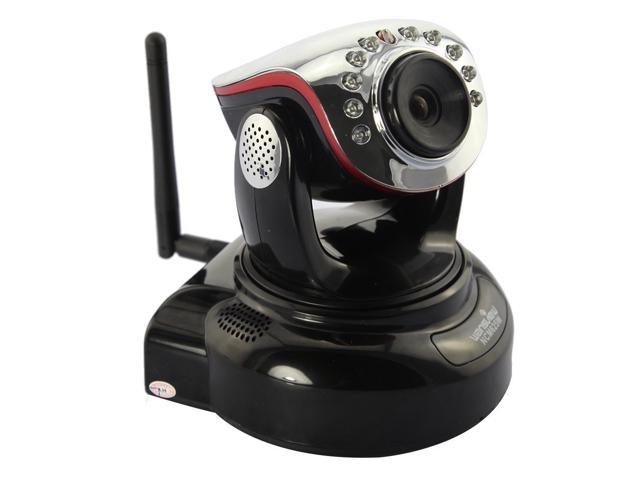 Wansview NCM625W 720P Wireless WIFI IP Camera with Night Version Rotating 340 degree Horizontally and 90 Degree Vertically with IR_CUT / 10 LED, ...