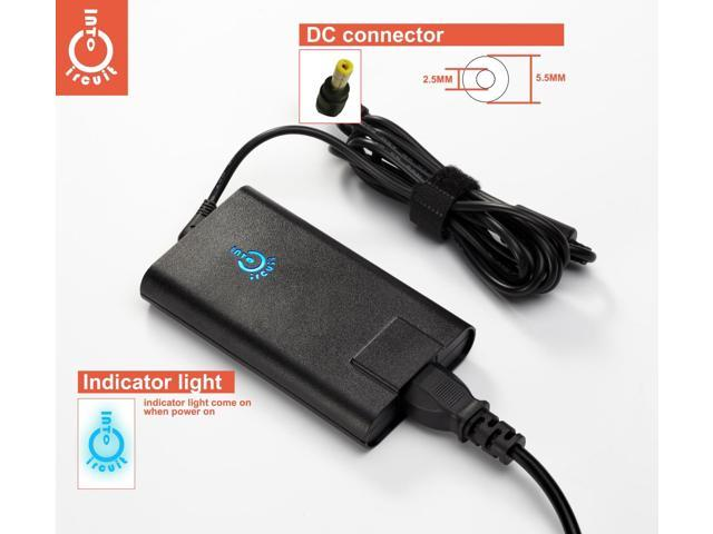 Intocircuit AC Adapter For HP Lcd Monitor ADPC1260AB P w19 19
