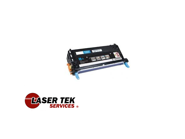Laser Tek Services® Cyan High Yield Remanufactured Replacement Toner Cartridge for Lexmark X560H2CG