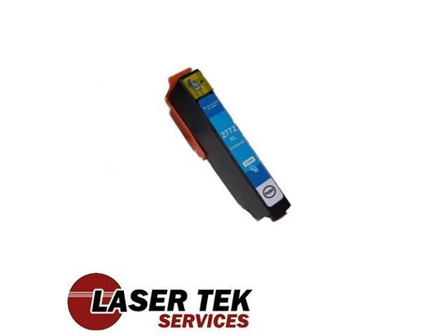 Laser Tek Services® Compatible Epson T277220 / T277 Cyan Ink Cartridge Replacement