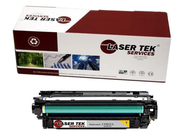 Laser Tek Services® HP CF033A (HP 646A) High Yield Magenta Compatible Cartridge