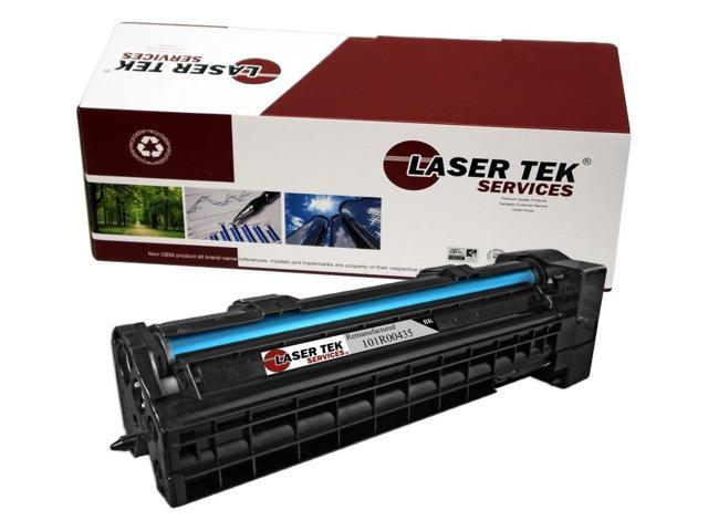 Laser Tek Services® Xerox 101R00435 Black High Yield Remanufactured Replacement Drum Cartridge for the 5222