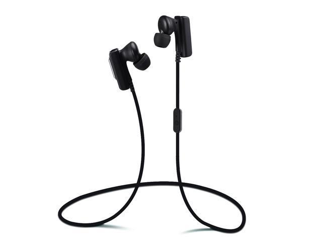 Black Sport Wireless Stereo Headset Music Bluetooth 3.0 Headphones Handsfree For iPhone 4S, 5, 5S, 5C, 6. 6 plus, iPad 4, iPad Mini, iPad Air, ...
