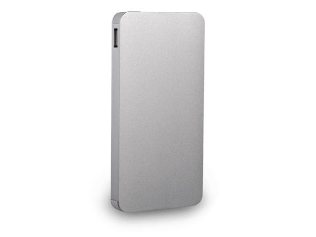 Portable Aluminum 10000mAh Dual USB Power Bank External Battery Charger Backup with 4 Connectors For iPhone 6 Plus 6 5S 5C 5 4S iPad Mini ...