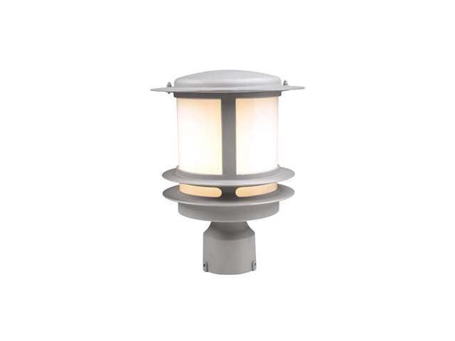PLC Lighting Tusk 1 Light Outdoor Fixture in Black - 1896-BK