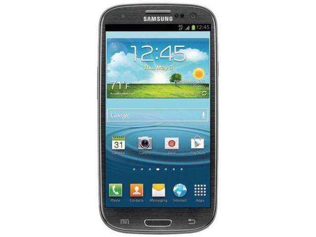 Samsung Galaxy S III S3 16GB Android Titanium Gray - T-Mobile