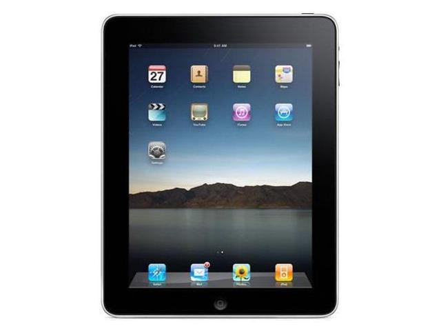 Apple iPad First Generation MB294LL/A Tablet 64GB Wifi