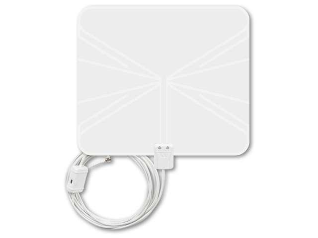 WINEGARD - FlatWave Amplified Razor Thin HDTV Indoor Antenna FL5500A