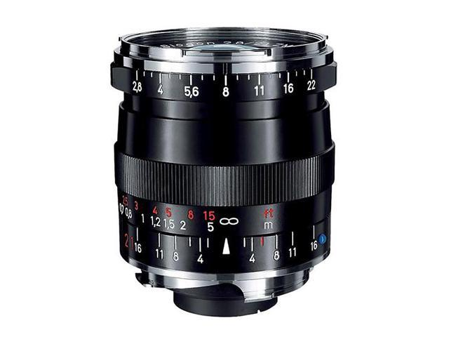 Zeiss Ikon 21mm f/2.8 Biogon T* ZM Series MF Lens - Standard M-Mount