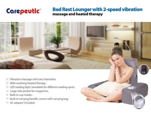 carepeutic bed lounger 1