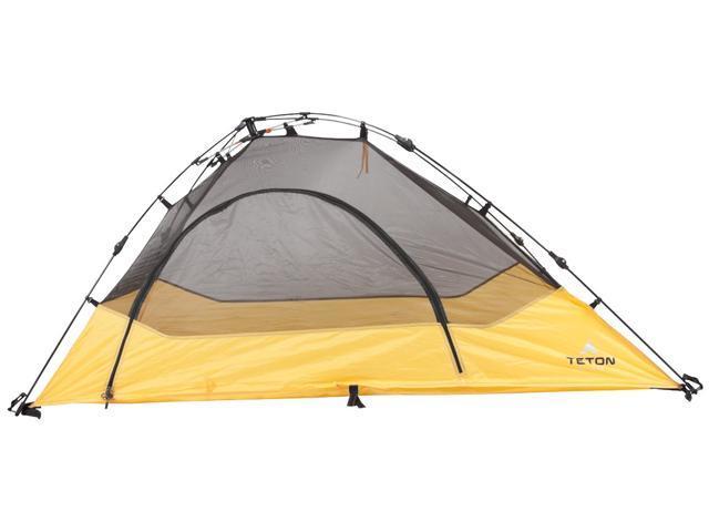 TETON Sports Outfitter 1-Man Quick Tent - XXL (82