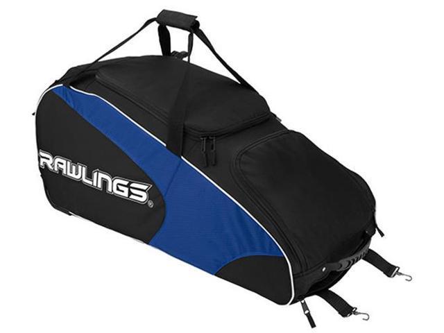 Rawlings Workhorse Wheeled Baseball/Softball Equipment Bag - Royal