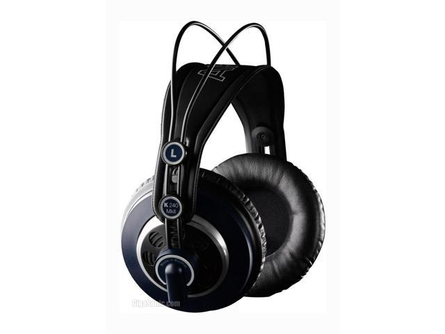AKG K240 MKII Semi-open Studio Headphones