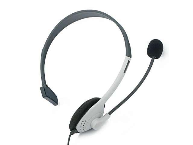 Chat Headset with Microphone compatible with Xbox 360