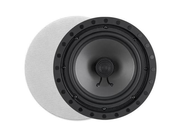 OEM Systems ArchiTech Premium 8 In. In-Wall/Ceiling Frameless Speakers, 2-Way (Pair) (SC-802F)