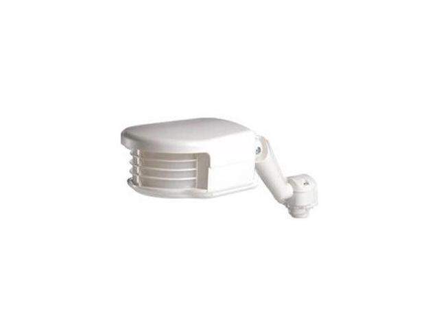 Leviton Outdoor Motion Sensor, White, Professional Series (PS200-10W)