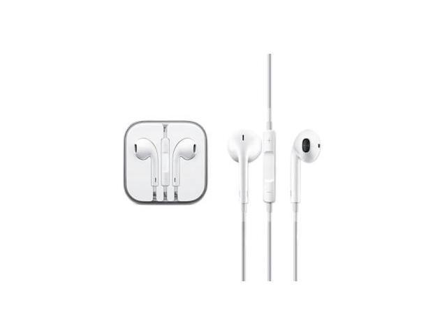 New Original OEM Apple Premium White EarPods Earphones Headphones with Remote and Mic For iPhone 5 4S 4 3GS iPad 1 2 3 4 Mini ...