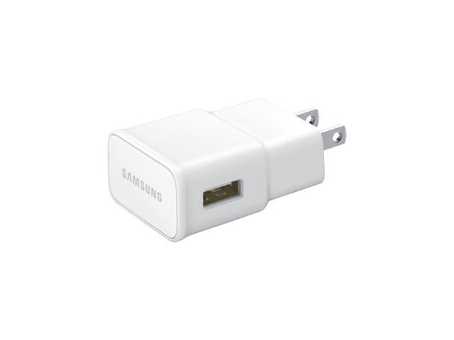Brand New Original OEM White Samsung 2A 5.3V Travel Charger Adapter EP-TA10JWE for Samsung Galaxy Note 3 / Galaxy S 5