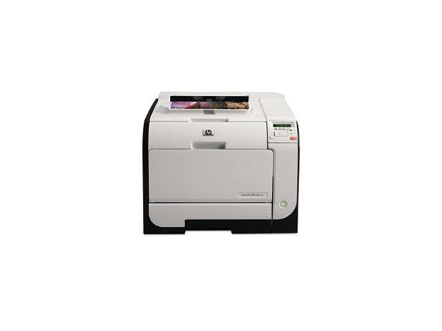 HP LaserJet Pro 400 M451NW Laser Printer - Color - 600 x 600 dpi Print