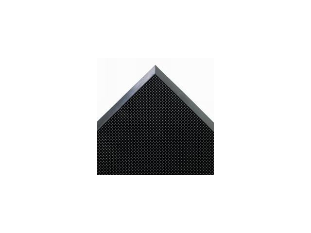 Mat-A-Dor Entrance/Scraper Mat, Rubber, 24 x 32, Black