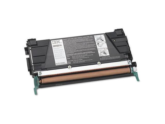 InfoPrint Solutions Return High Yield Black Toner Cartridge