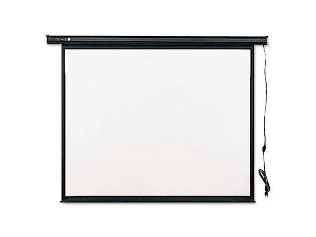 Electric Wall or Ceiling Mount Projection Screen, 70 x 70, Three-Posit