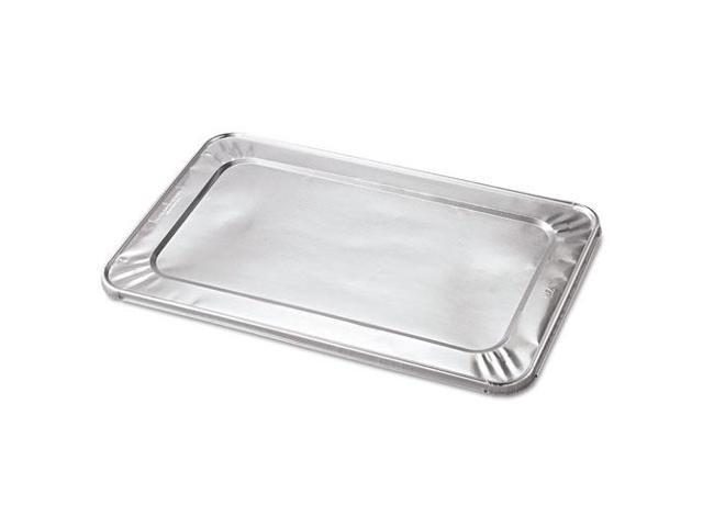 Steam Table Pan Foil Lid, Fits Full Size Pan, 20-13/16 x 12