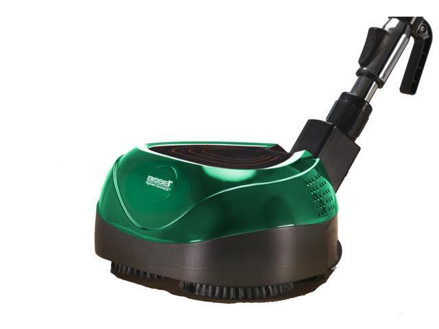 bissell floor scrubber machine