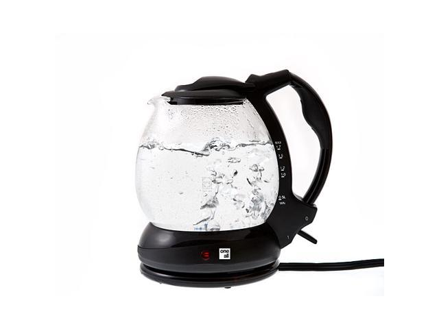 Medelco Cordless Glass Electric Kettle