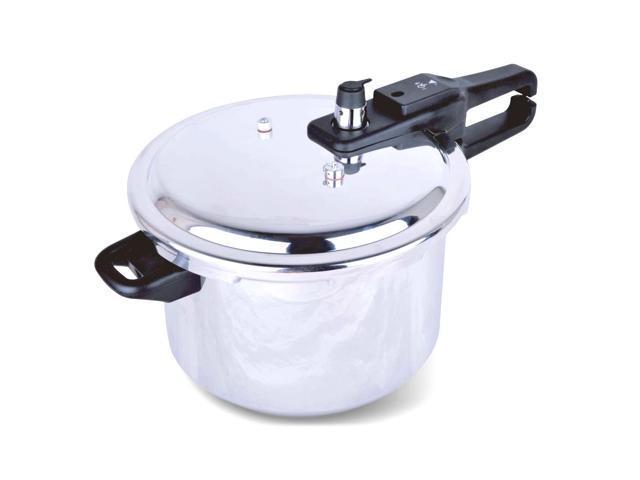 Brentwood 'BPC-110' Aluminum Pressure Cooker