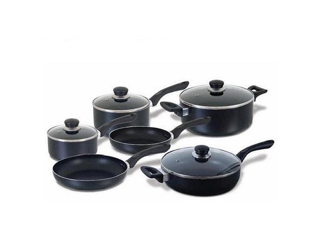 Sunbeam Westville Aluminum 10-piece Cookware Set