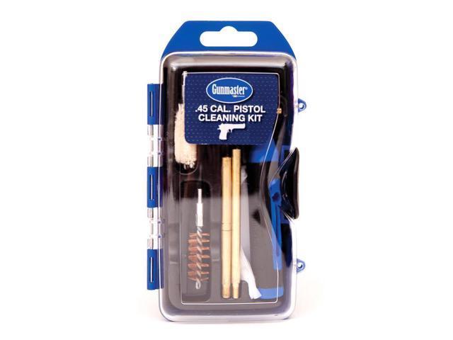 DAC Technologies GunMaster 45 Cal. 14-piece Pistol Cleaning Kit
