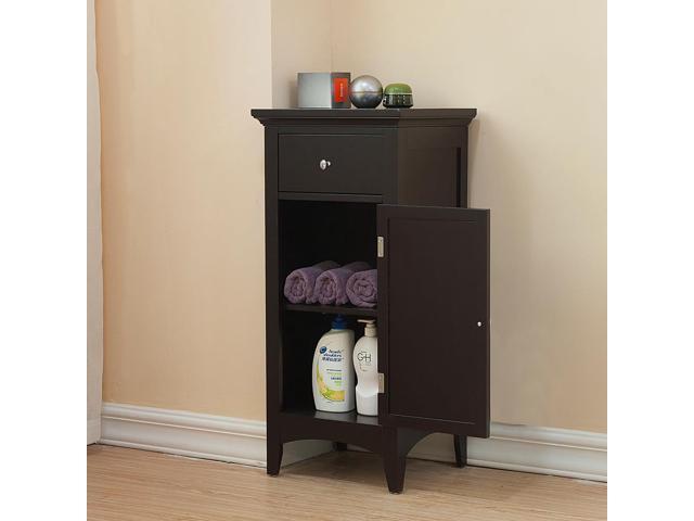 Bayfield Floor Single-door/ Single-drawer Cabinet