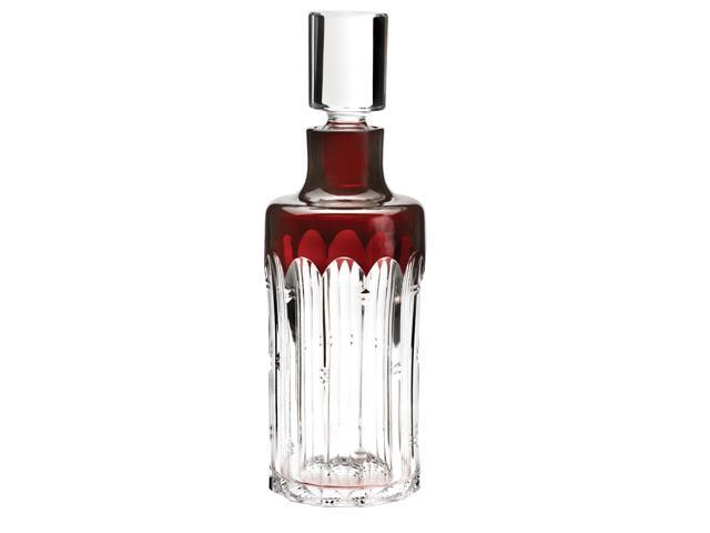Waterford Mixology Talon Red Decanter