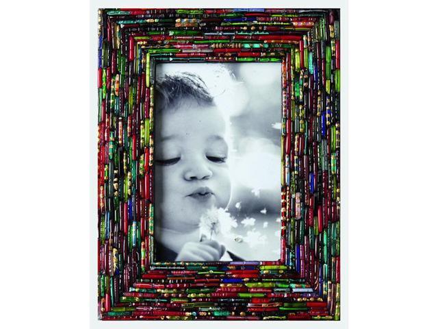 Colorful 5 x 7-inch Bangle Bracelet Frame