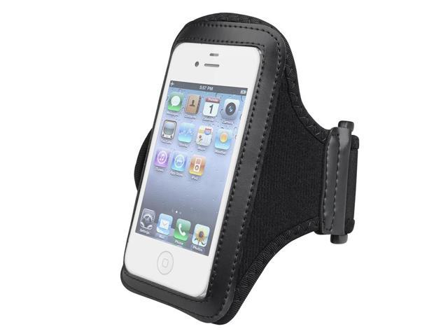 BasAcc Black Sport Armband for Apple iPhone 5