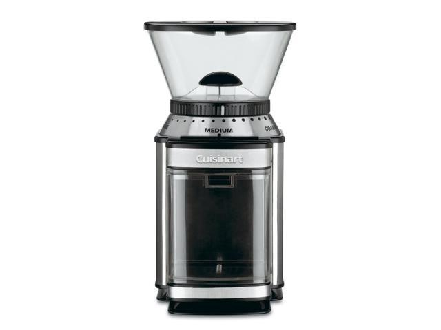 Cuisinart DBM-8 Stainless Steel Supreme Grind Automatic Burr Mill