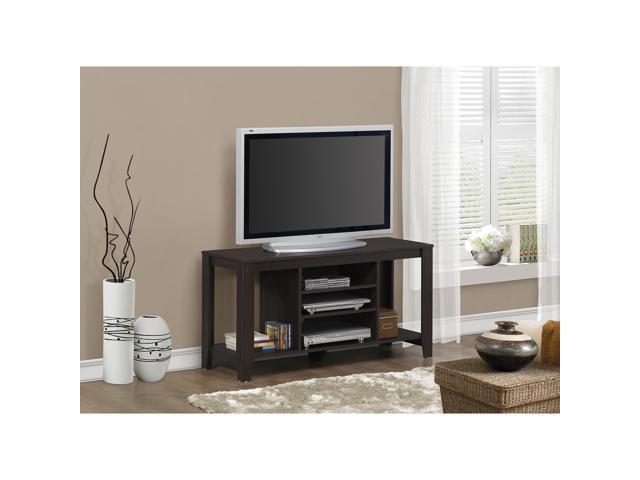 48-inch Cappuccino TV Console