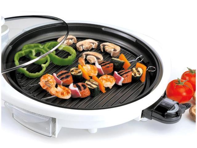 14-inch Electric Non-stick Grill