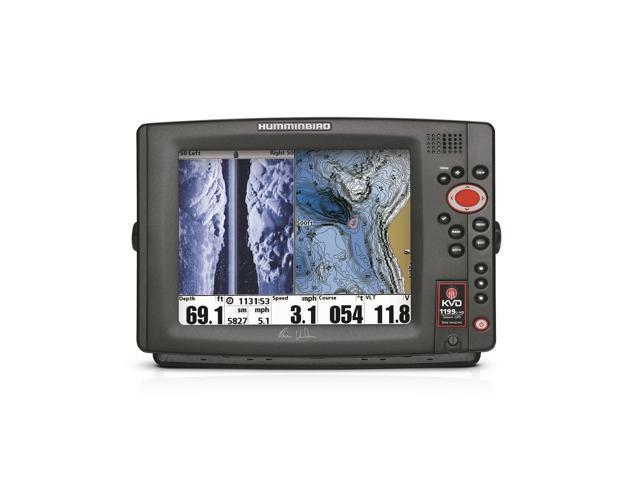 Humminbird 1199ci HD SI KVD Combo Fishfinder