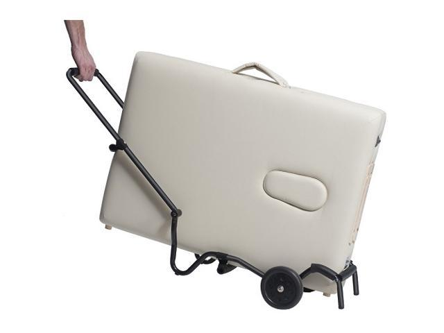 Royal Massage Rolling Folding Massage Table Cart
