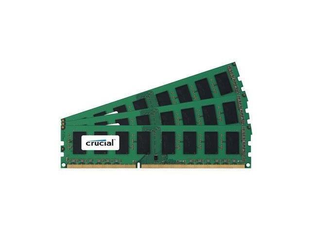 Crucial 12GB 240 pin DIMM DDR3