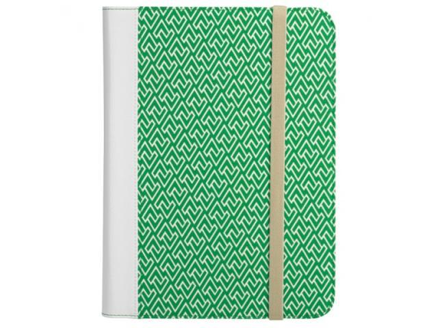 RadioShack Universal Tablet iPad Folio Case - Green and White