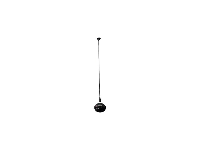 HDX Ceiling Microphone Black -Primary-