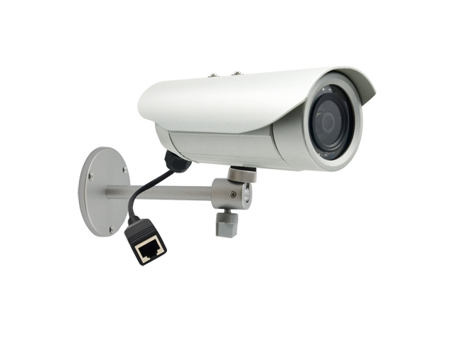 ACTi E32 RJ45 3MP Bullet Camera with D/N, IR, Basic WDR, Fixed Lens