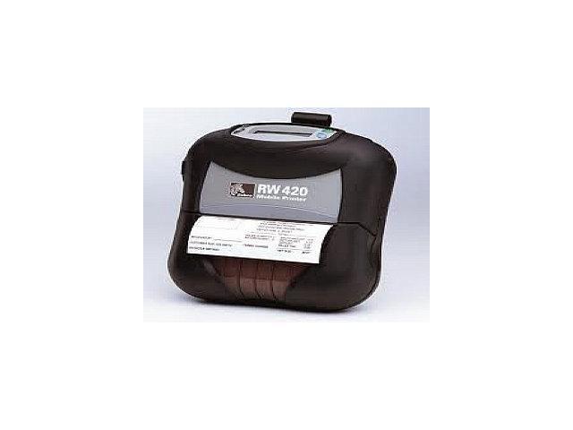 Zebra R4D-0UBA100N-00 RW 420 Direct Thermal Printer 4.09