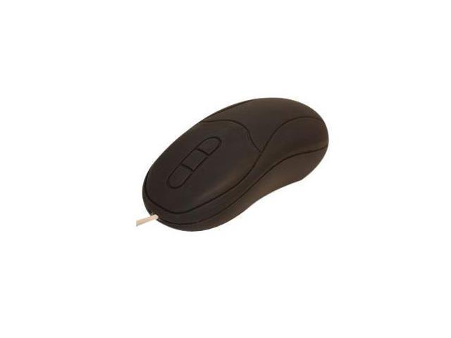 Cherry Mw-2900-2 Sealed Washable Mouse, Black O Ptical, Nema 4 Rated, Usb Int