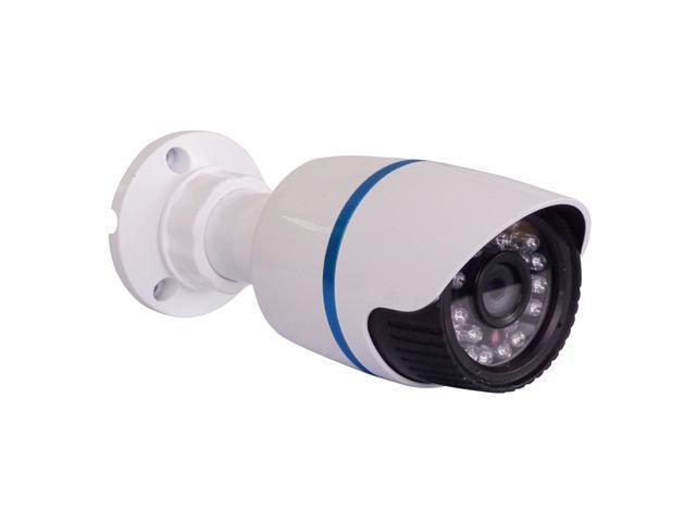 NEW 1.3 Megapixel 720P Indoor & Outdoor IP Camera with 4mm lens and Two Way Audio